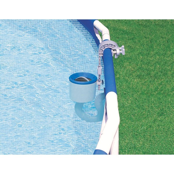 Intex Oberflüchenskimmer Skimmer Deluxe Poolreiniger Pool Filter Sauger 28000