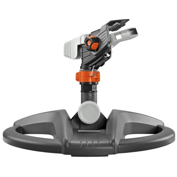 Gardena Premium Impuls-, Kreis- und Sektorenregner  8135-20 mit Schlitten 490m²