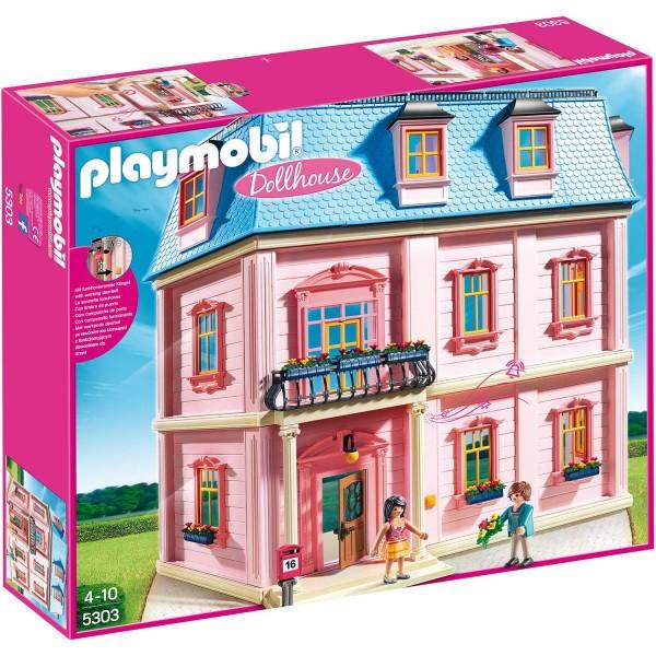 Playmobil 5303 Romantisches Puppenhaus