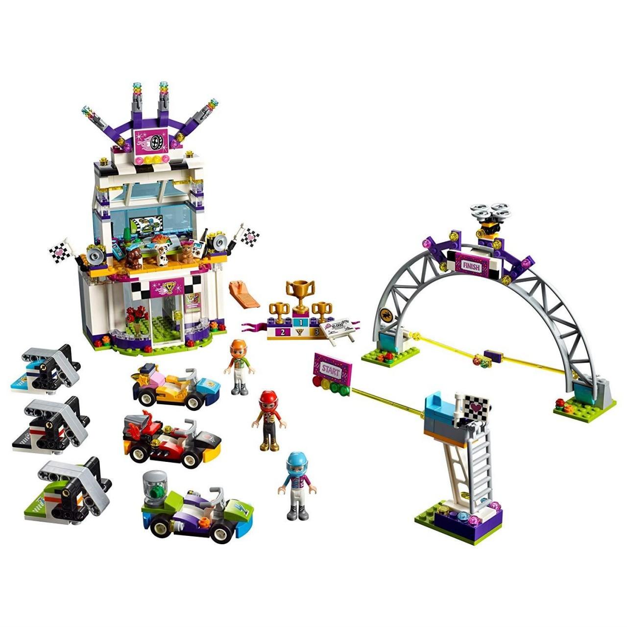 LEGO FRIENDS 41352 Das große Rennen