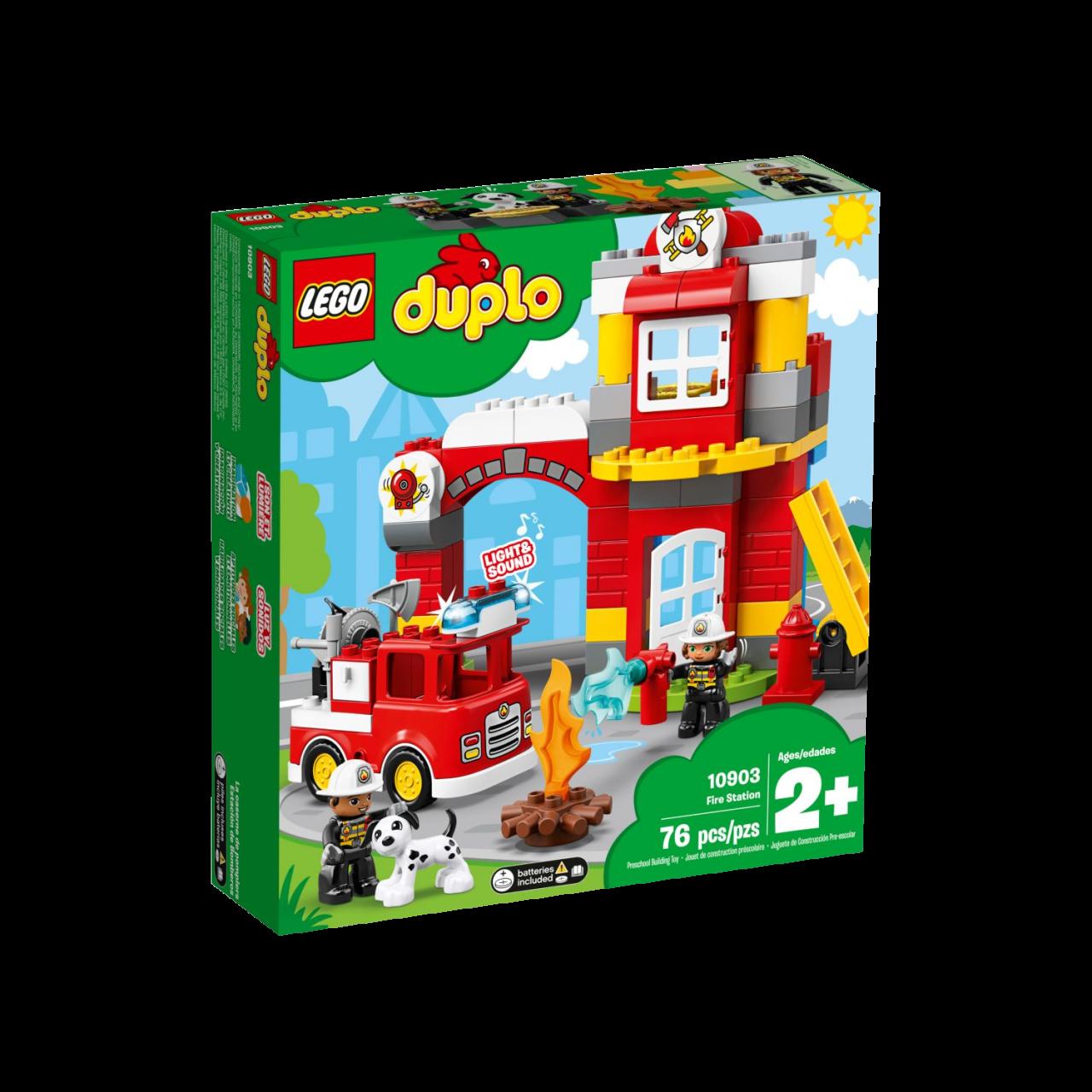 LEGO DUPLO 10903 Feuerwehrwache