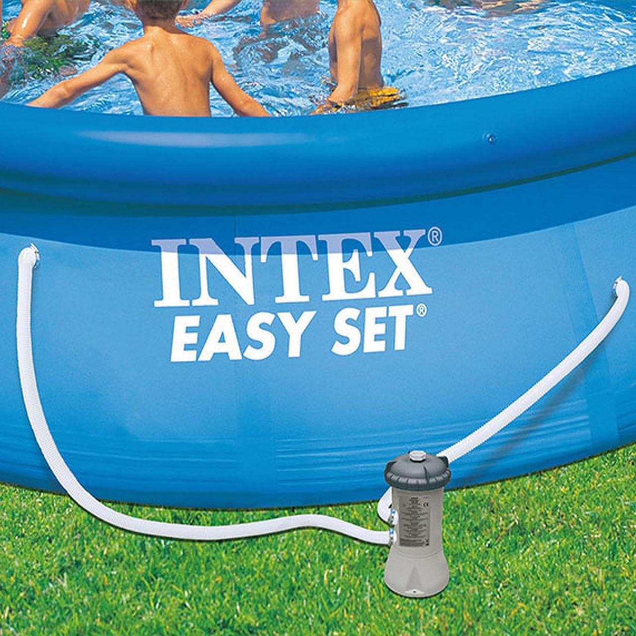Intex Poolschlauch Ø32mm 1,5m lang Schlauch Pumpe Pool Schwimmbadschlauch 29059