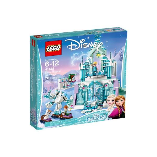 LEGO DISNEY 41148 Elsas magischer Eispalast