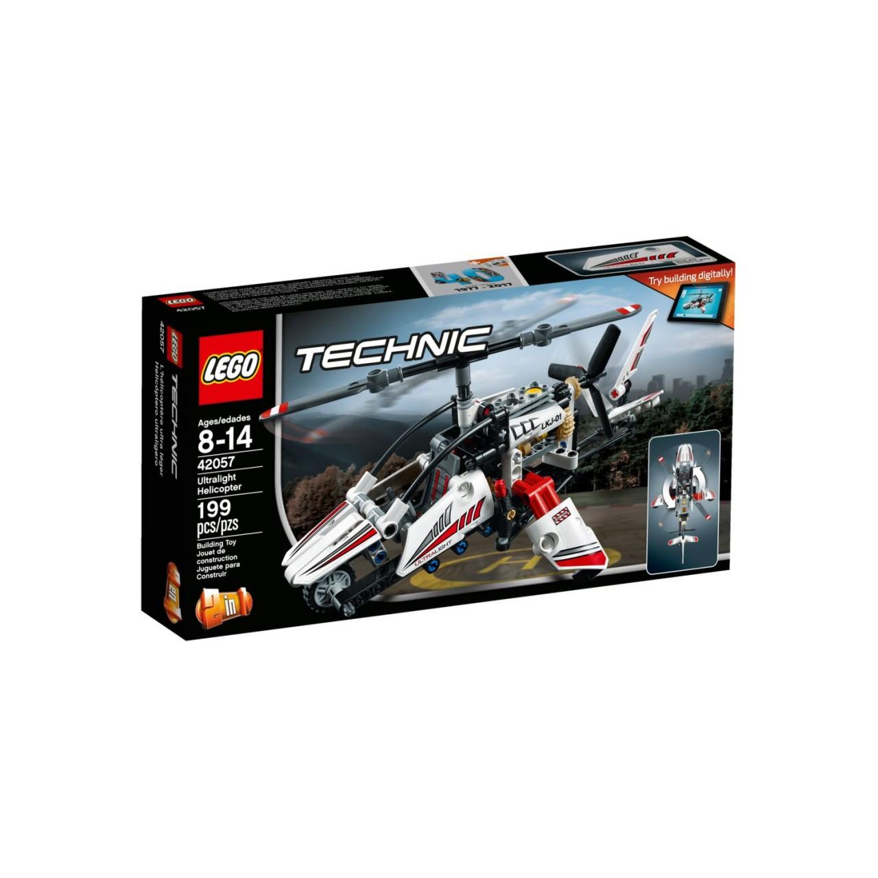 LEGO TECHNIC 42057 Ultraleicht-Hubschrauber