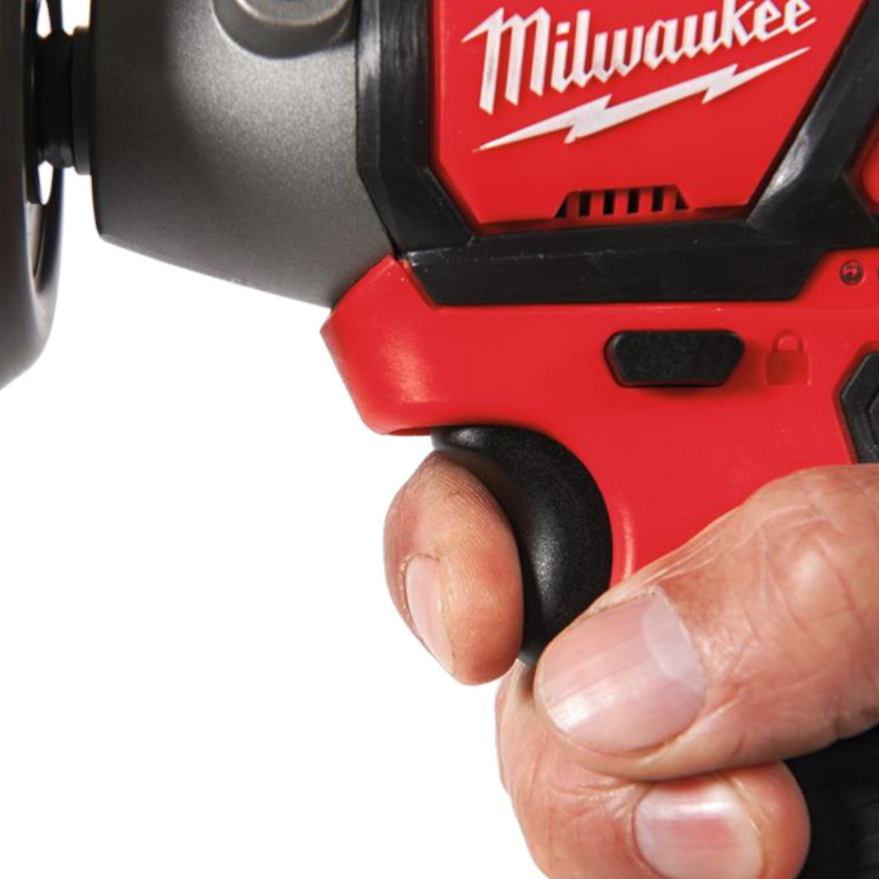 Milwaukee M12 BPS-421X Akku-Mini Polierer Akku M12 B4 + B2, Ladegerät, HD Box 1