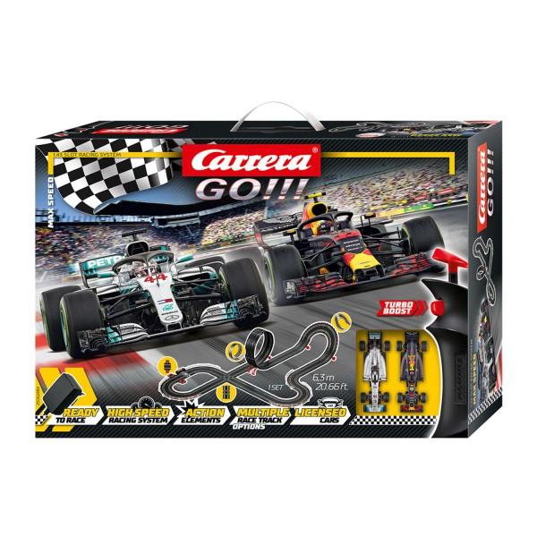 Carrera GO!!! 20062484 Max Speed