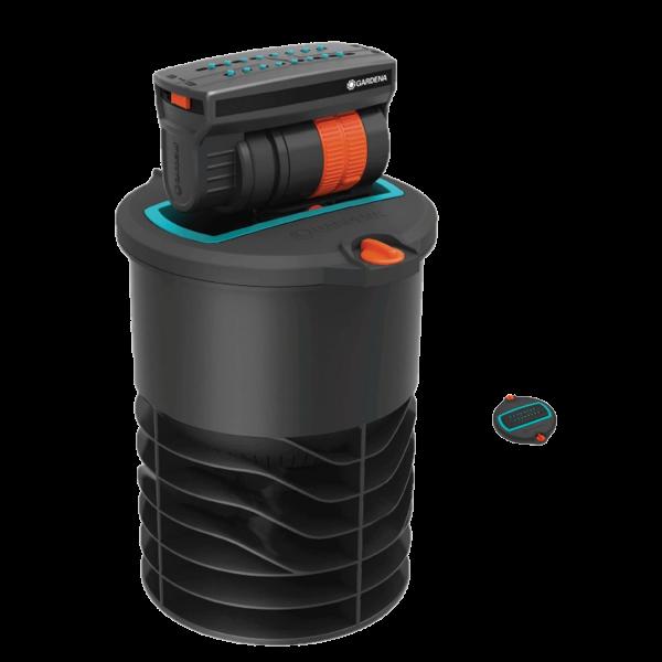 Gardena 8223-20 Sprinklersystem OS 140 Versenk-Viereckregner