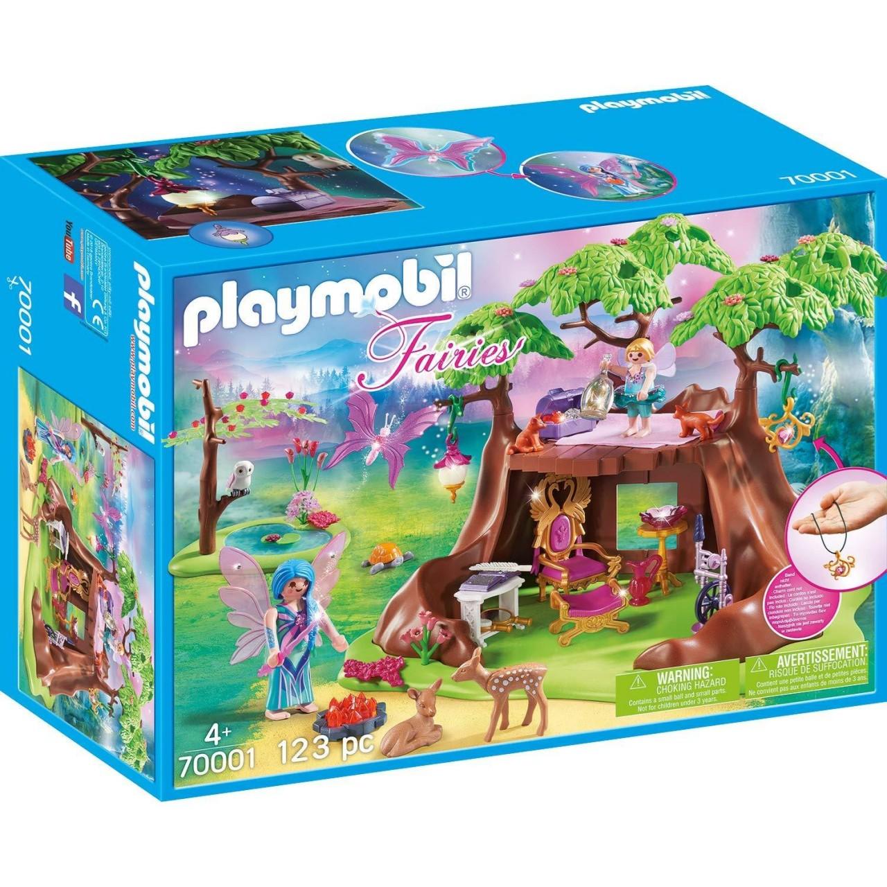 Playmobil 70001 Waldfeenhaus