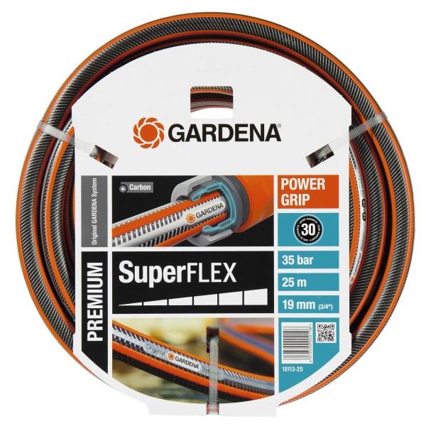 Gardena Premium SuperFLEX Schlauch 18113-20 Gartenschlauch Wasserschlauch 25m