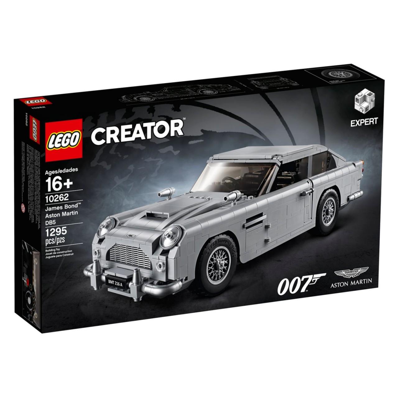 LEGO CREATOR 10262 James Bond Aston Martin DB5