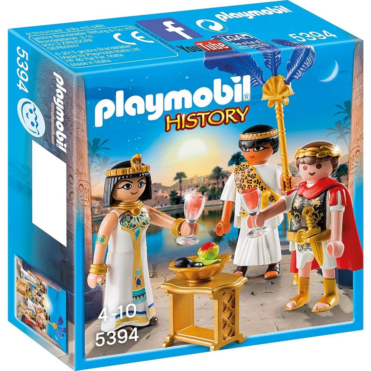 Playmobil 5394 Cäsar und Kleopatra