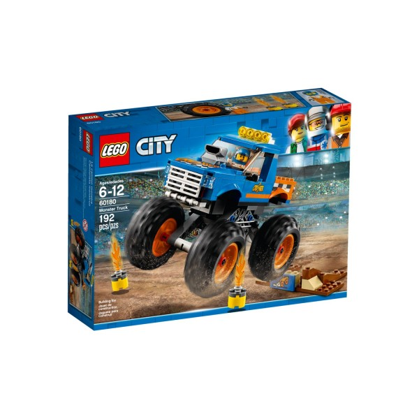 LEGO CITY 60180 Monster-Truck