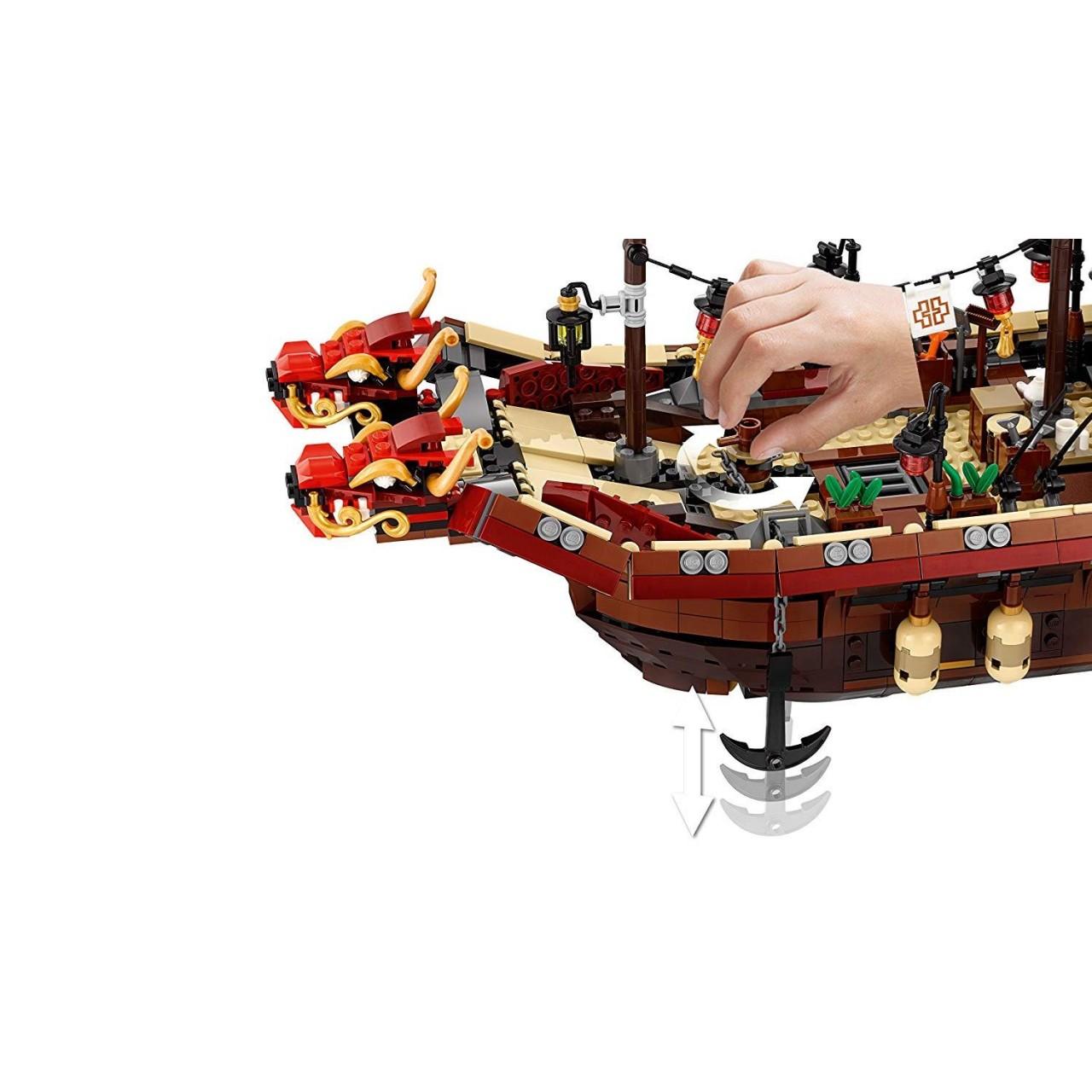 LEGO NINJAGO 70618 Ninja-Flugsegler