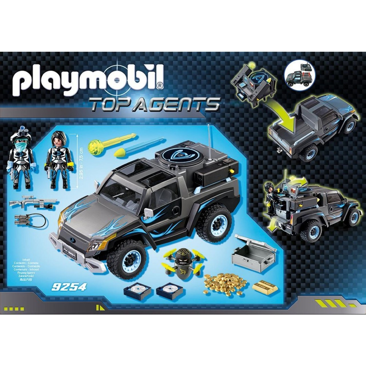 Playmobil 9254 Dr. Drone Pick-up