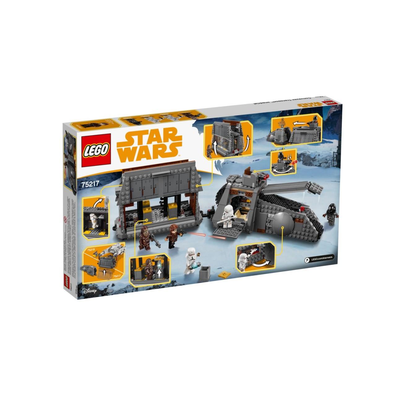 LEGO STAR WARS 75217 Imperial Conveyex Transport
