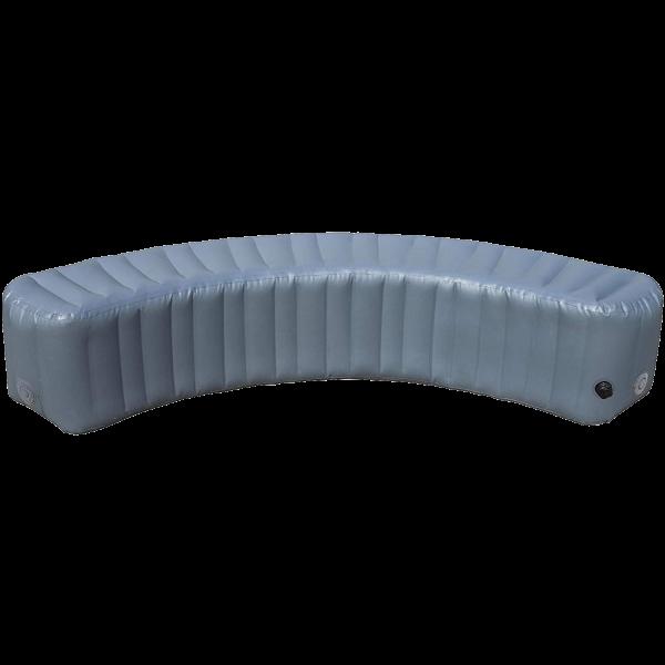 Bestway 58432 Lay-Z-Spa aufblasbare Umrandung für runde Whirlpools Poolumrandung