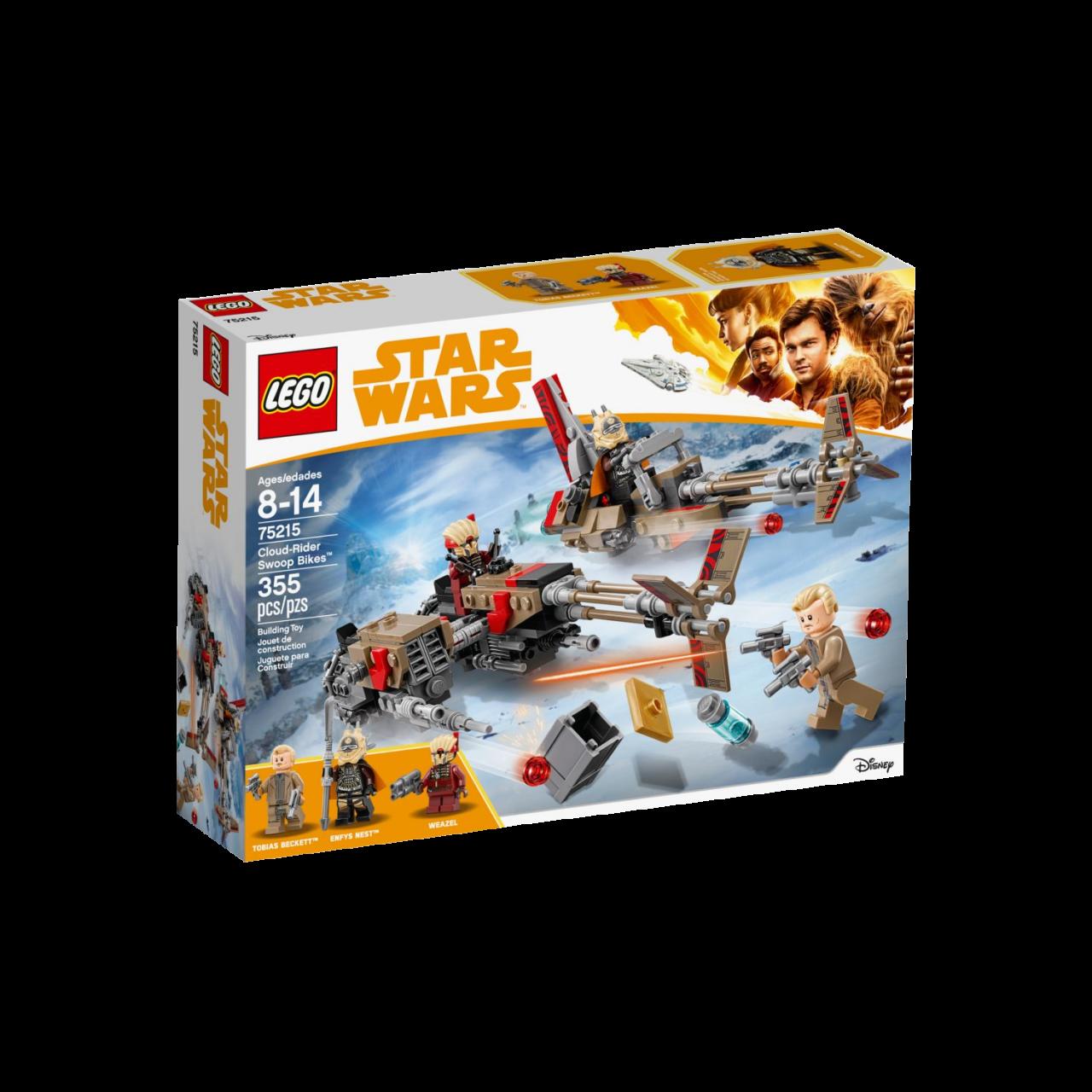 LEGO STAR WARS 75215 Cloud-Rider Swoop-Bikes