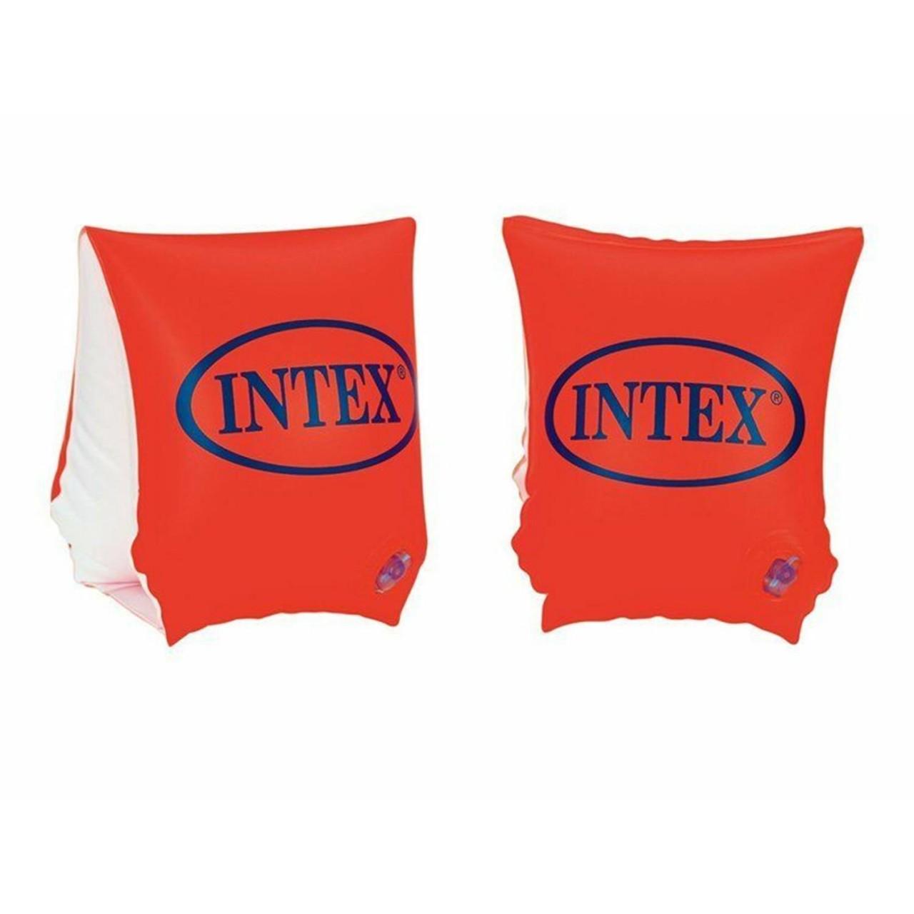 Intex Schwimmflügel Deluxe 18-30 kg Schwimmärmel Manschetten 58642