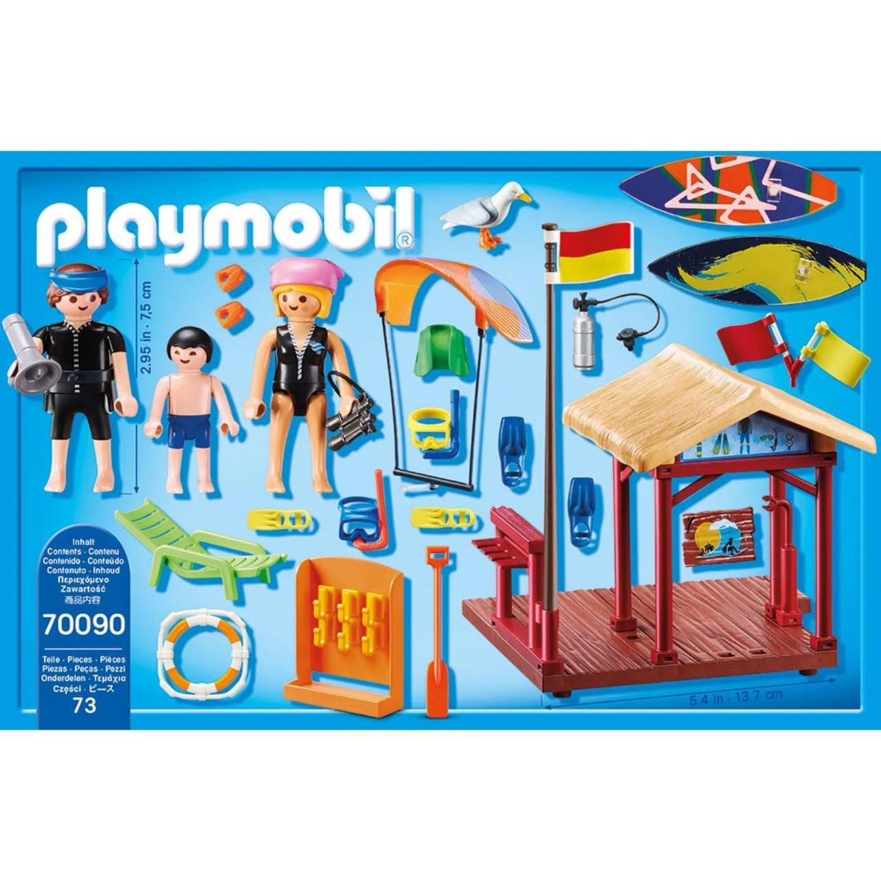Playmobil 70090 Wassersport-Schule
