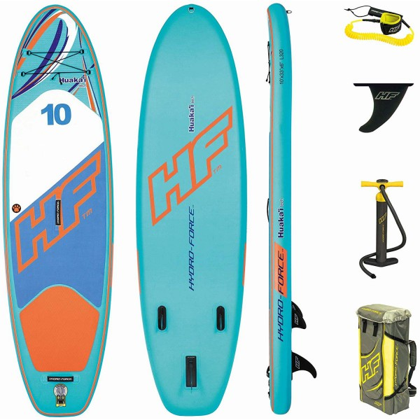 Bestway 65312 Hydro-Force SUP-Board 305x84x15cm HuaKa'i Tech