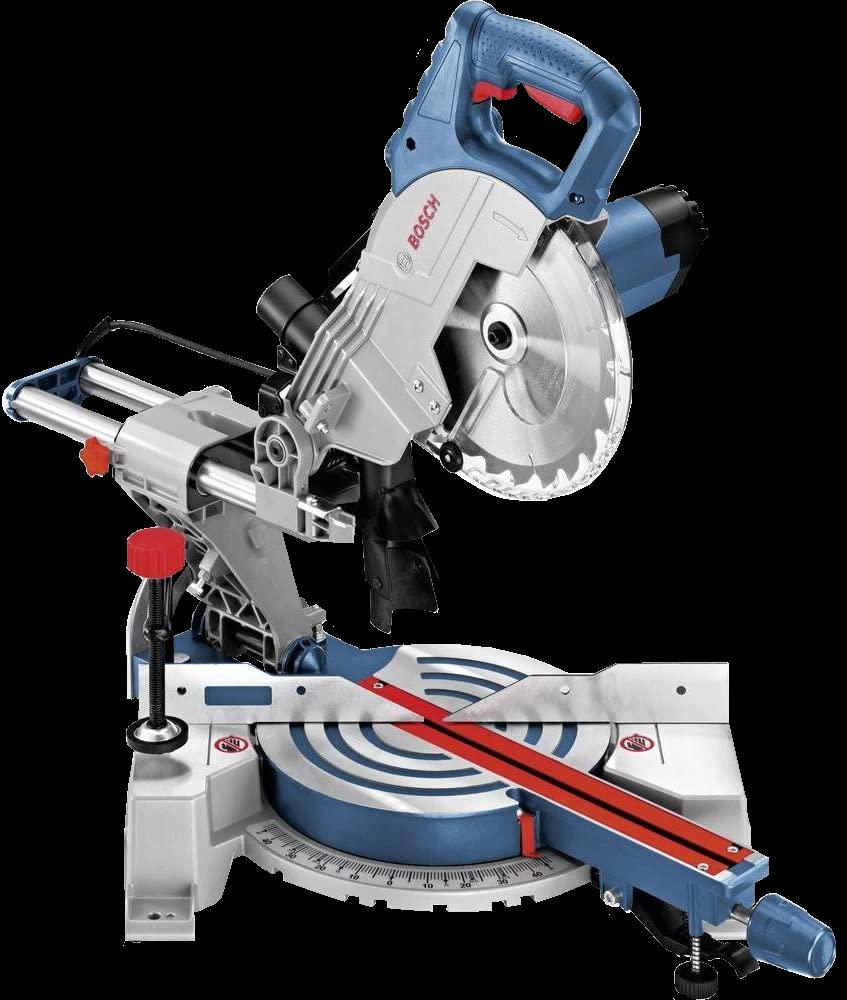 Bosch Paneelsäge GCM 800 SJ Kapp & Gehrungssäge Professional
