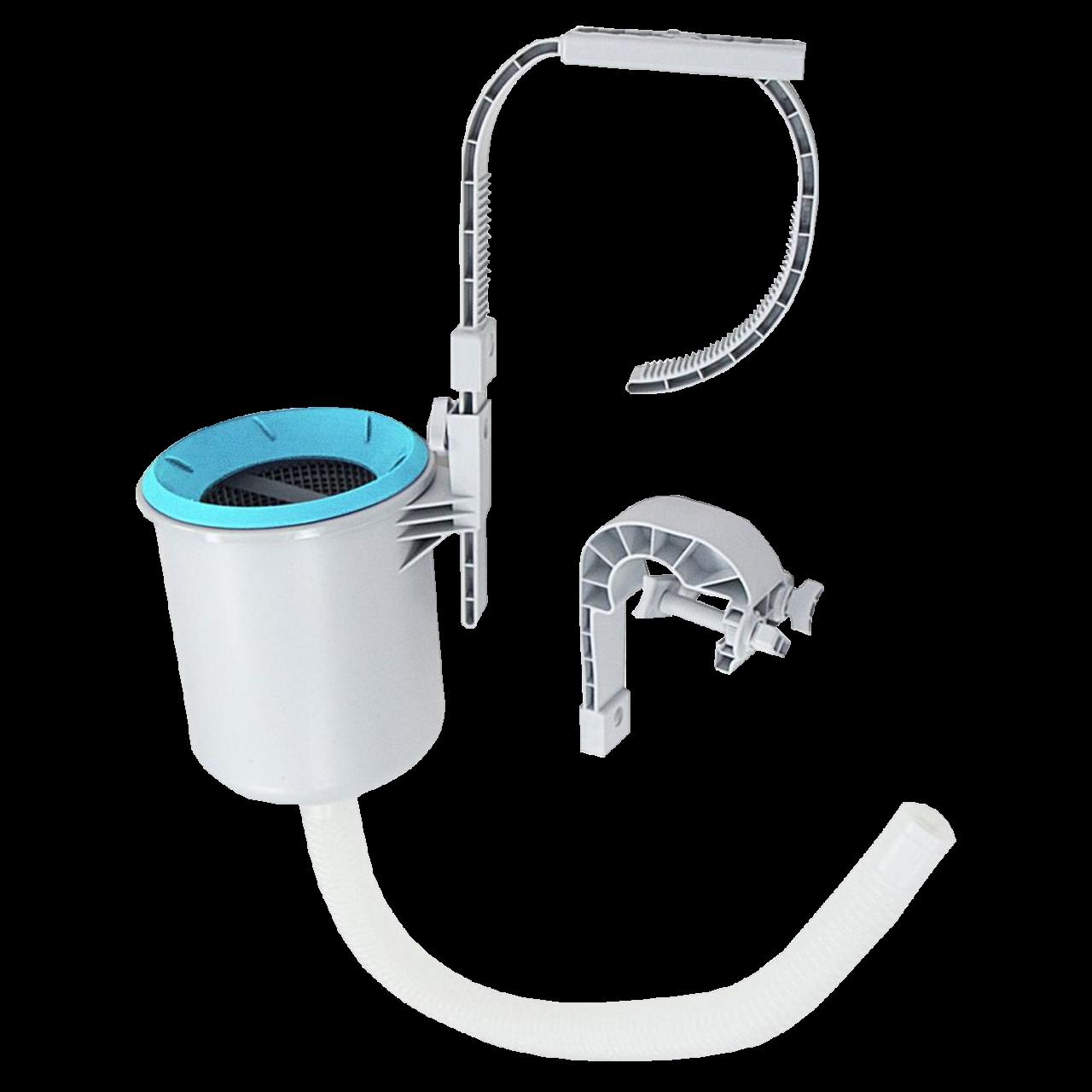 Intex Oberflächenskimmer Skimmer Deluxe Poolreiniger Pool Filter Sauger 28000