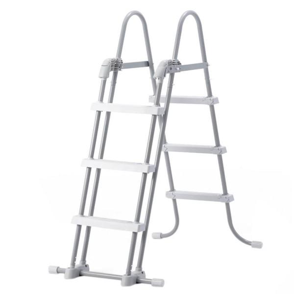 Intex Sicherheitsleiter Poolleiter 91-107 cm Easy Frame Einstiegsleiter Leiter