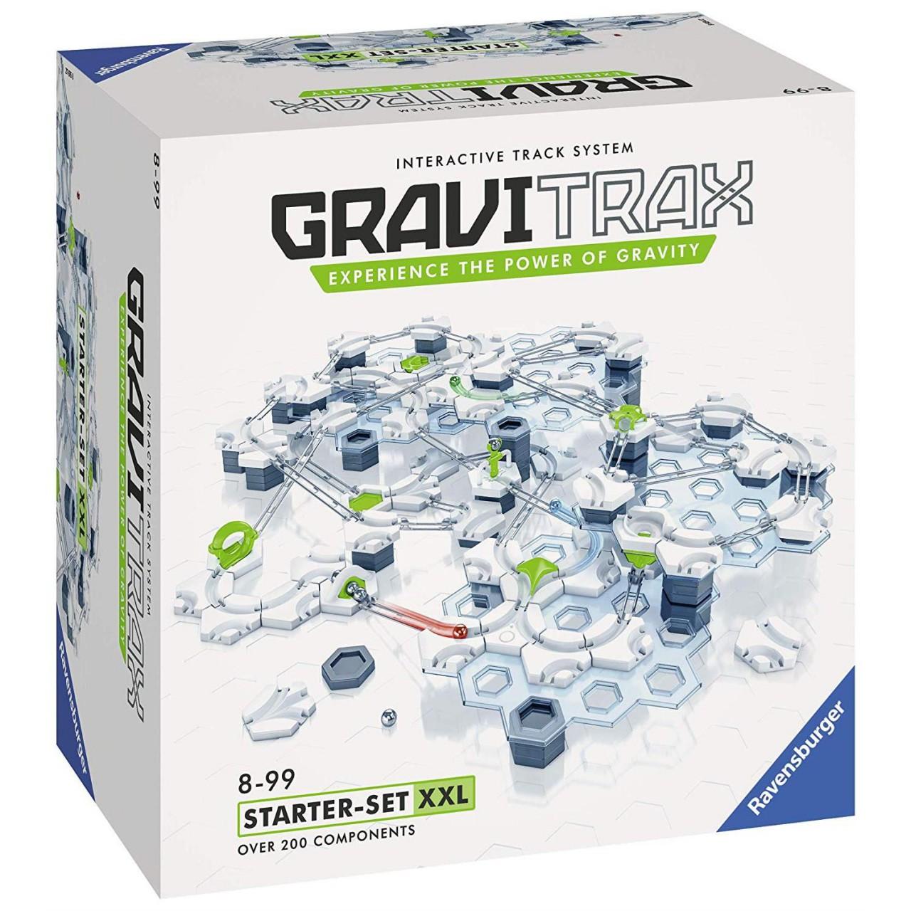 Ravensburger GraviTrax 27615 StarterSet XXL 200 Bauteile Konstruktionsspielzeug