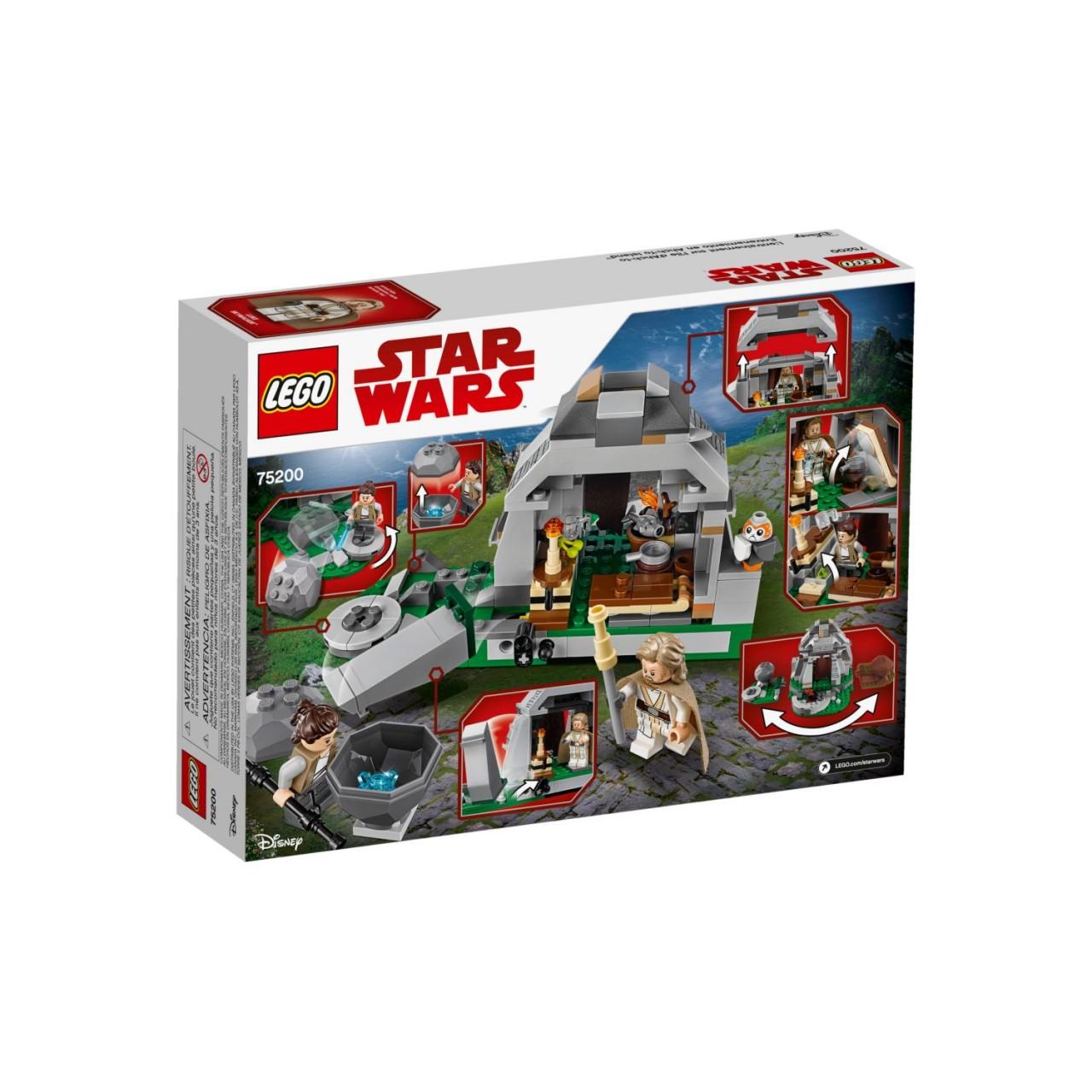 LEGO STAR WARS 75200 Ahch-To Island Training