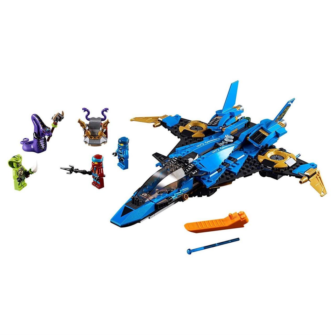 LEGO NINJAGO 70668 Jays Donner-Jet