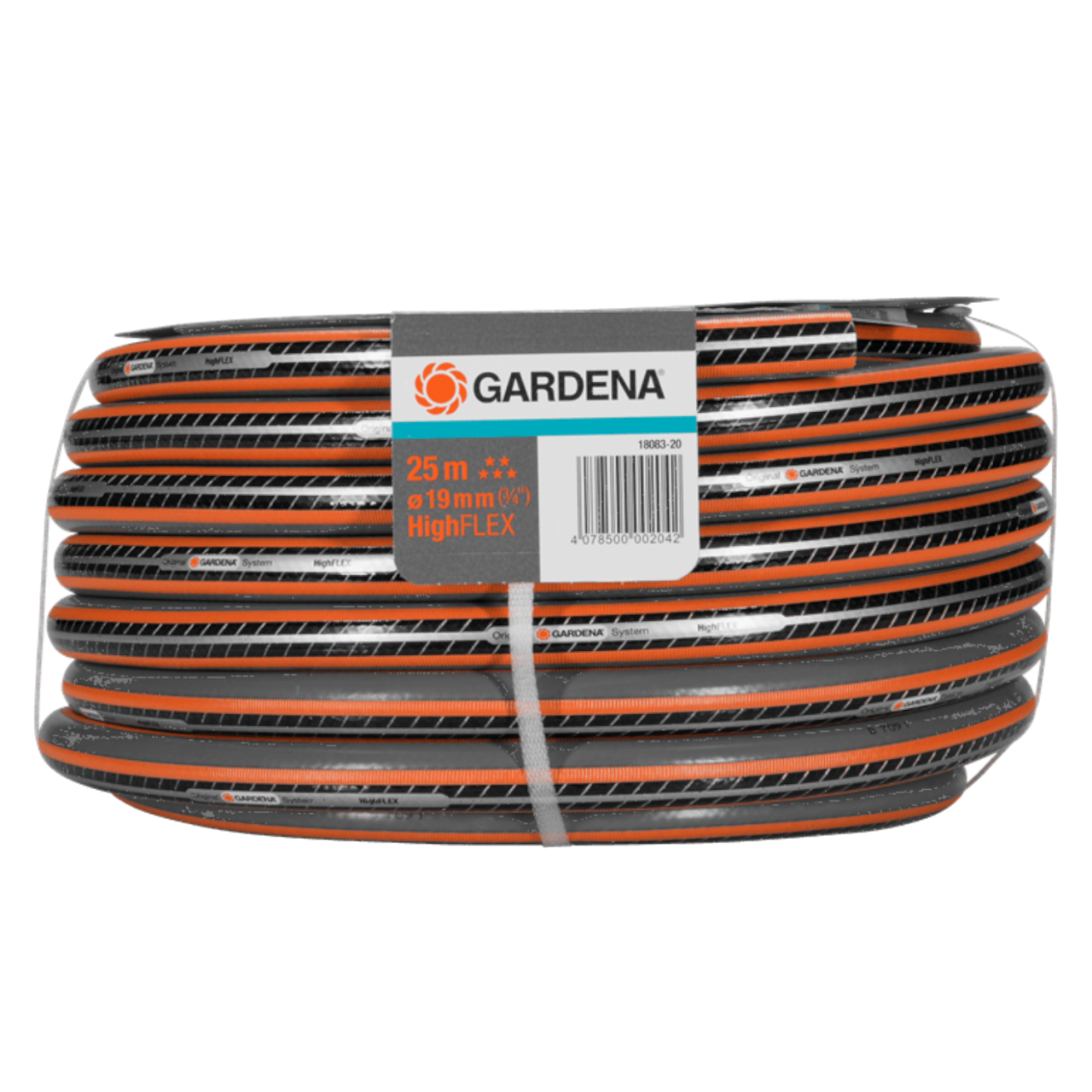 Gardena 18083-20 Comfort HighFLEX Schlauch Gartenschlauch Wasserschlauch 25m