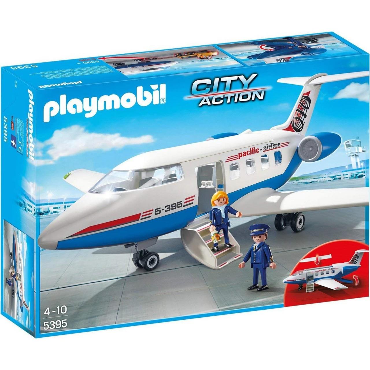Playmobil 5395 Passagierflugzeug