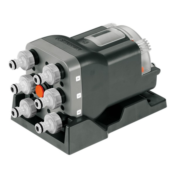 Gardena Wasserverteiler automatic 1197-20 Bewässerungssystem Verteiler Steuerung