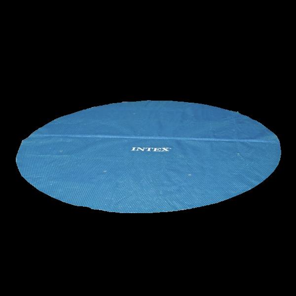 Intex 29023 Solarabdeckplane für Ø457cm Easy & Frame Pool Solarplane Abdeckplane