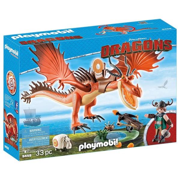 Playmobil 9459 Rotzbakke und Hakenzahn