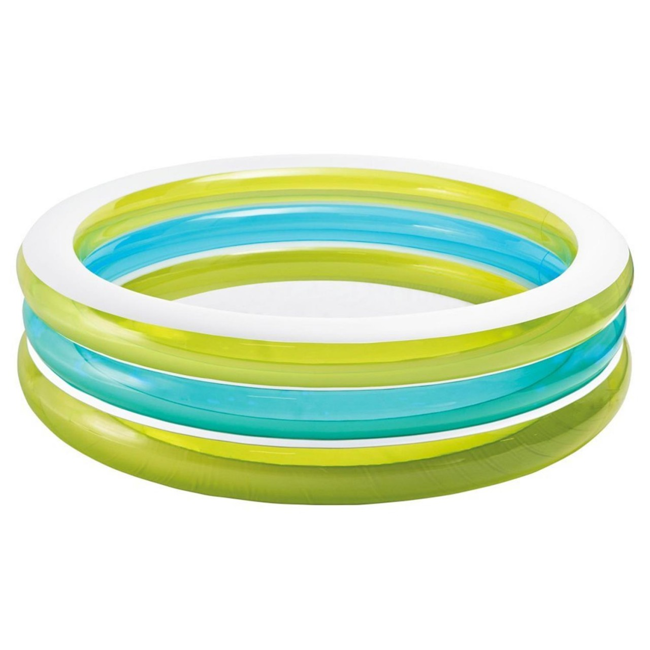 INTEX Swim Center 203x51cm See Trough Swimming Pool Planschbecken 57489