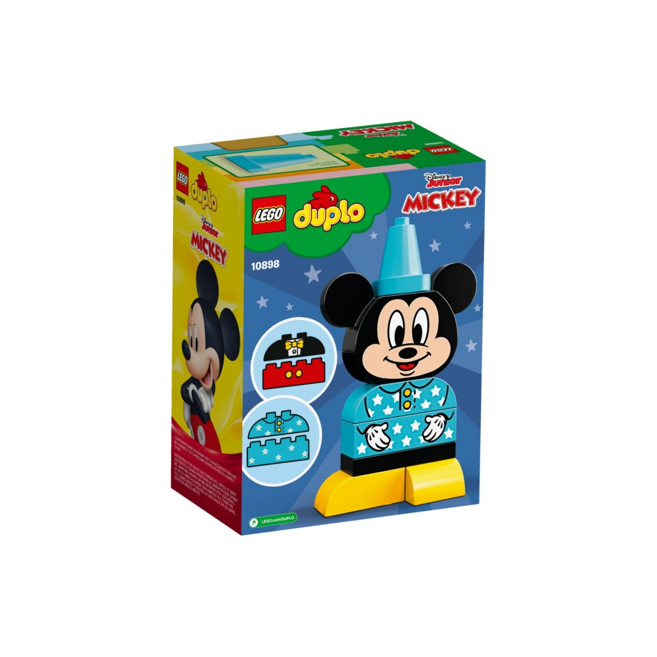 LEGO DUPLO 10898 Meine erste Micky Maus