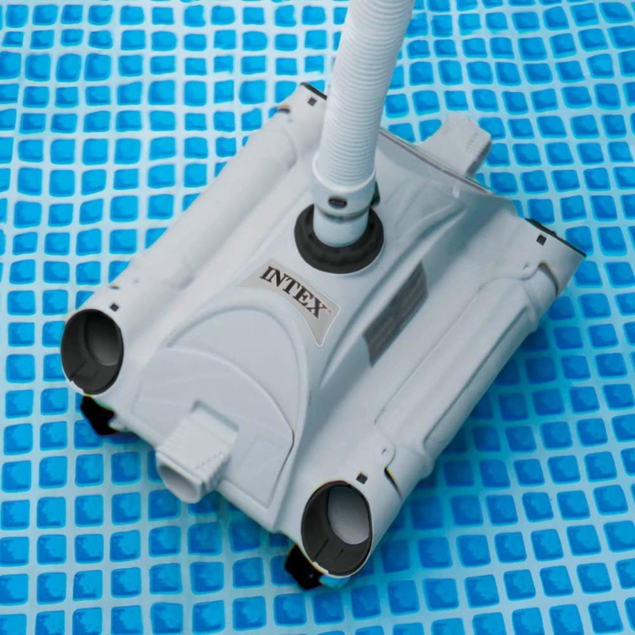 Intex 28001 Poolreiniger Bodensauger Roboter Swimming Pool Cleaner Sauger