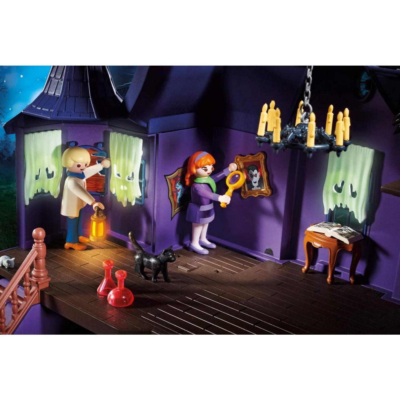Playmobil 70361 SCOOBY-DOO! Abenteuer im Geisterhaus