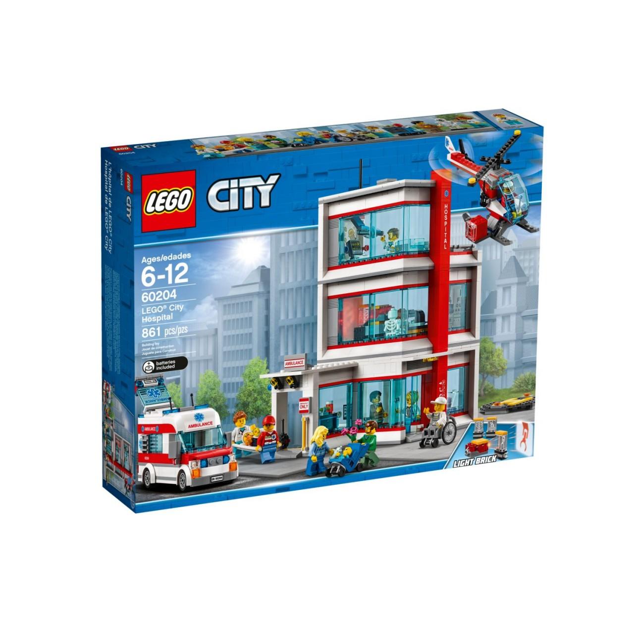 LEGO CITY 60204 Krankenhaus