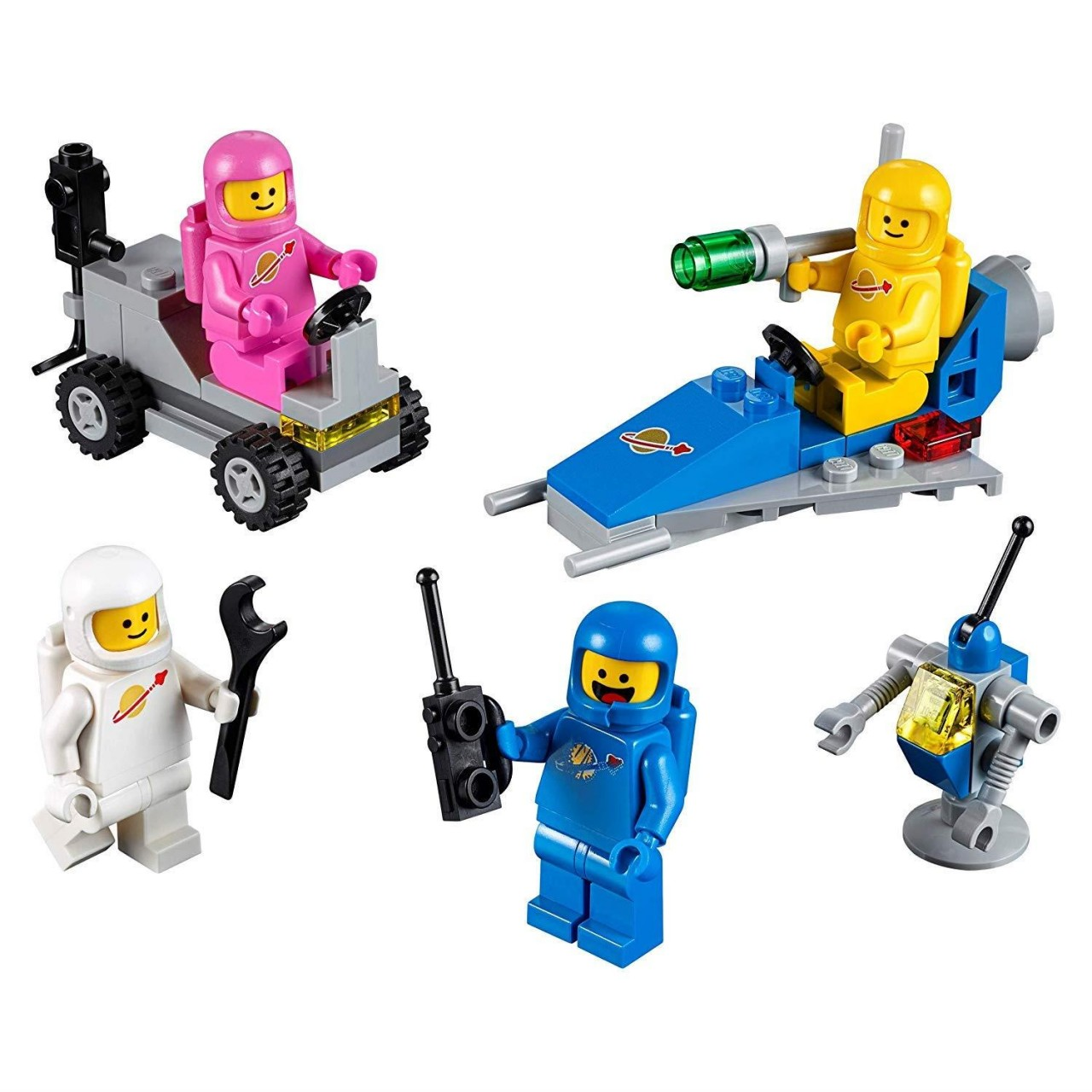 THE LEGO MOVIE 2 70841 Bennys Weltraum-Team