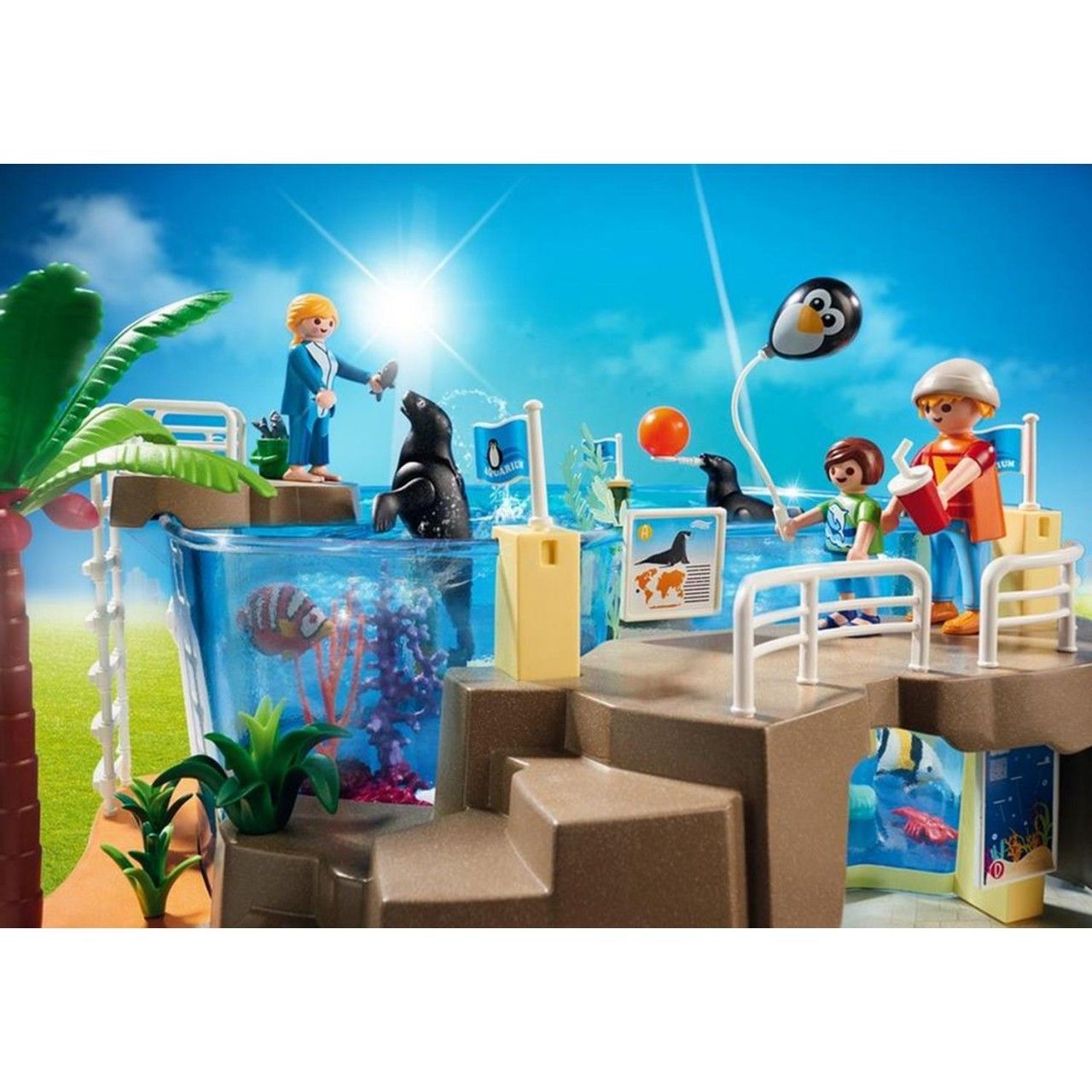 Playmobil 9060 Meeresaquarium