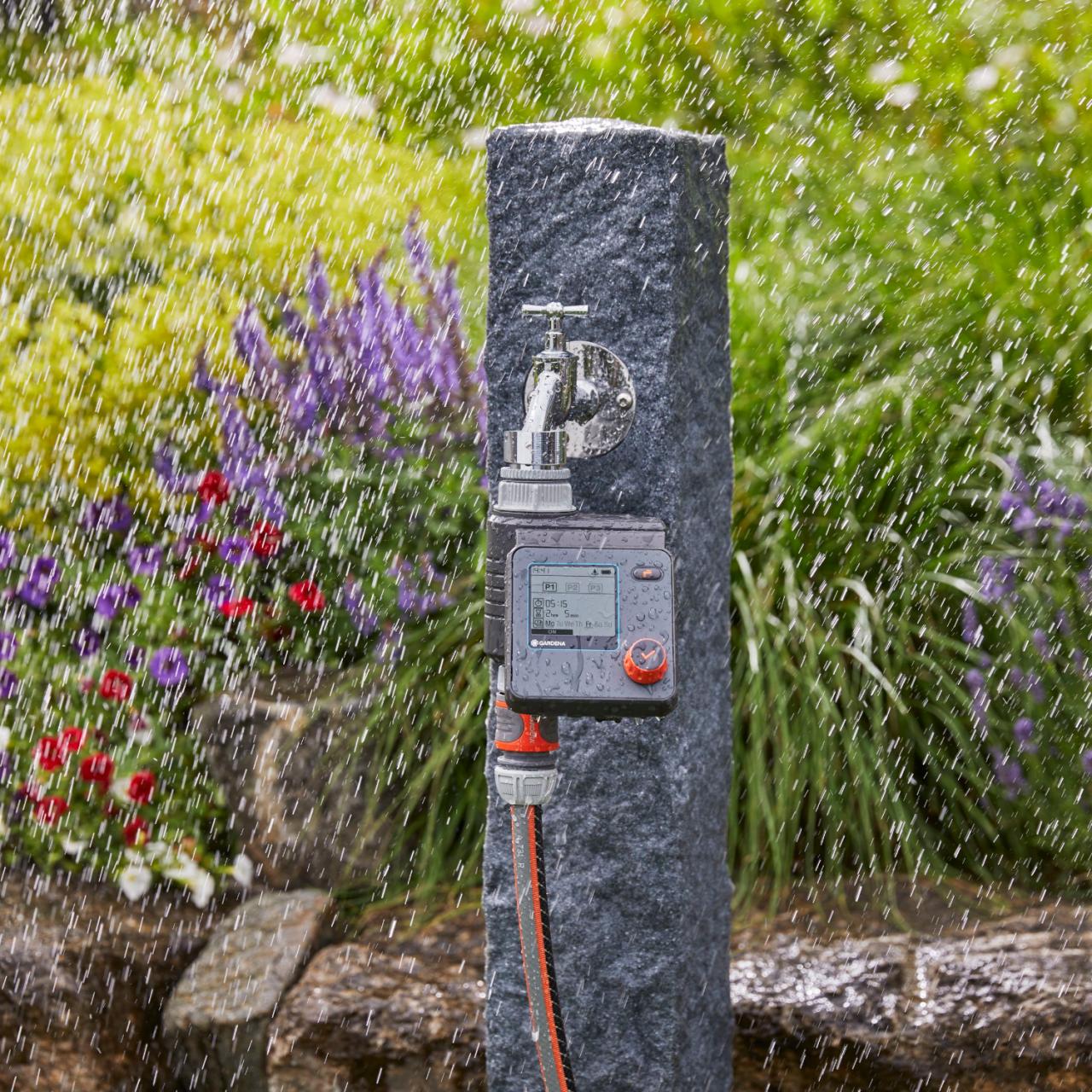 Gardena 1891-20 Bewässerungssteuerung Select Bewässerungssystem Garten Steuerung