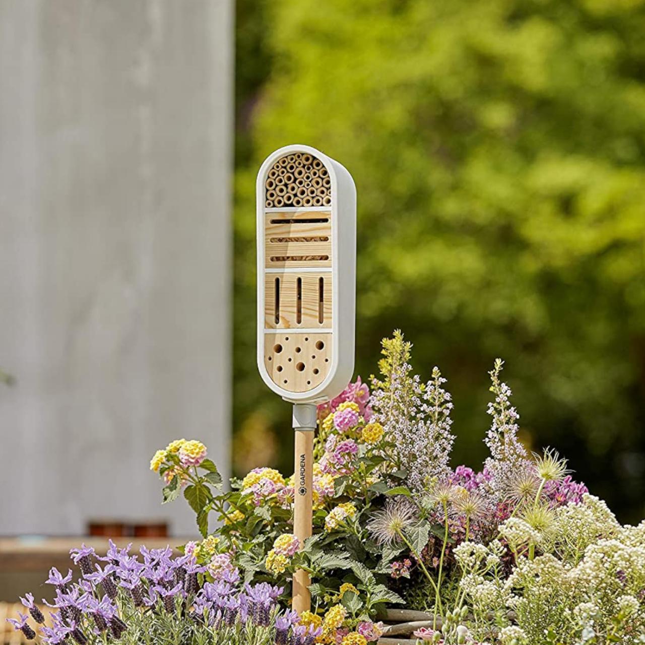Gardena 11370-20 ClickUp! Insekten Hotel (FSC 100%)