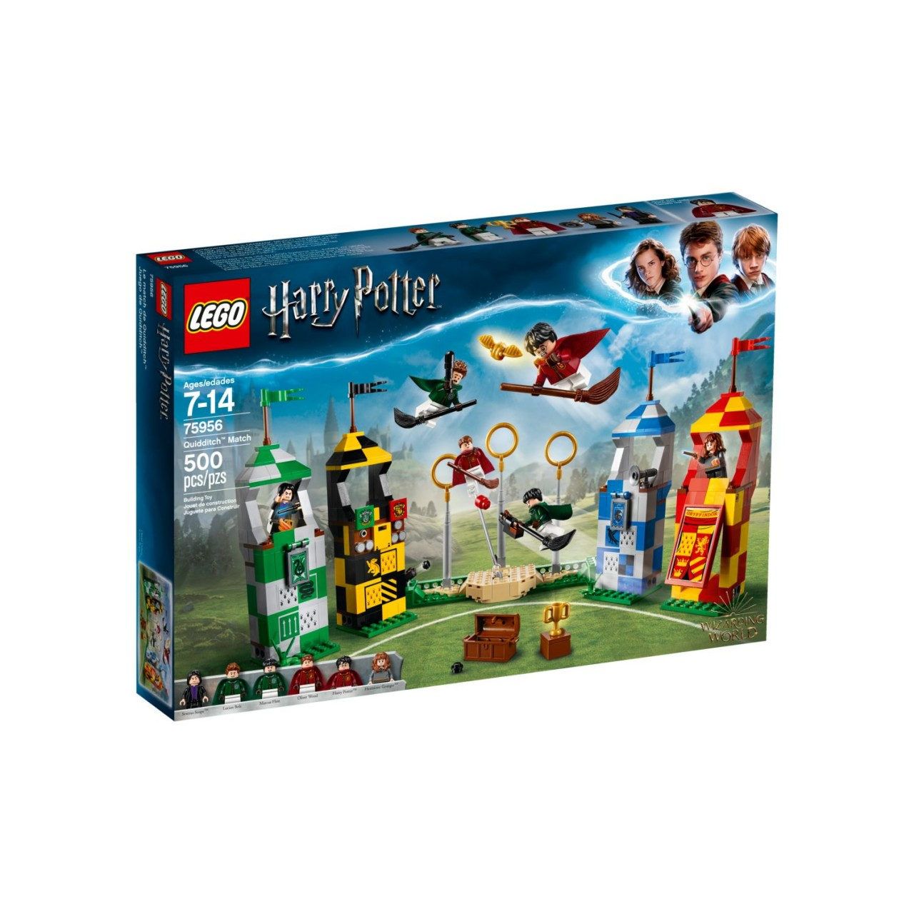 LEGO HARRY POTTER 75956 Quidditch Turnier
