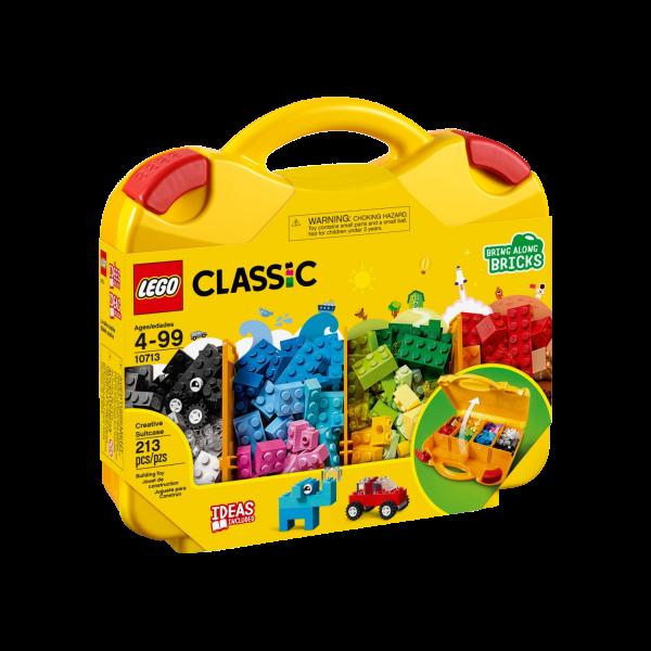 LEGO CLASSIC 10713 Bausteine Starterkoffer