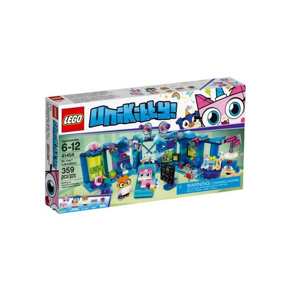LEGO UNIKITTY! 41454 Das Labor von Dr. Füchsin