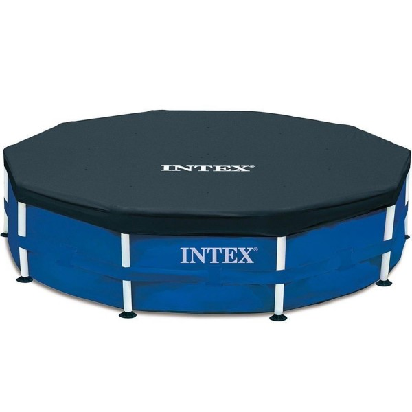 Intex 28031 Abdeckplane 366cm Metal Frame Pool Poolabdeckung Poolplane
