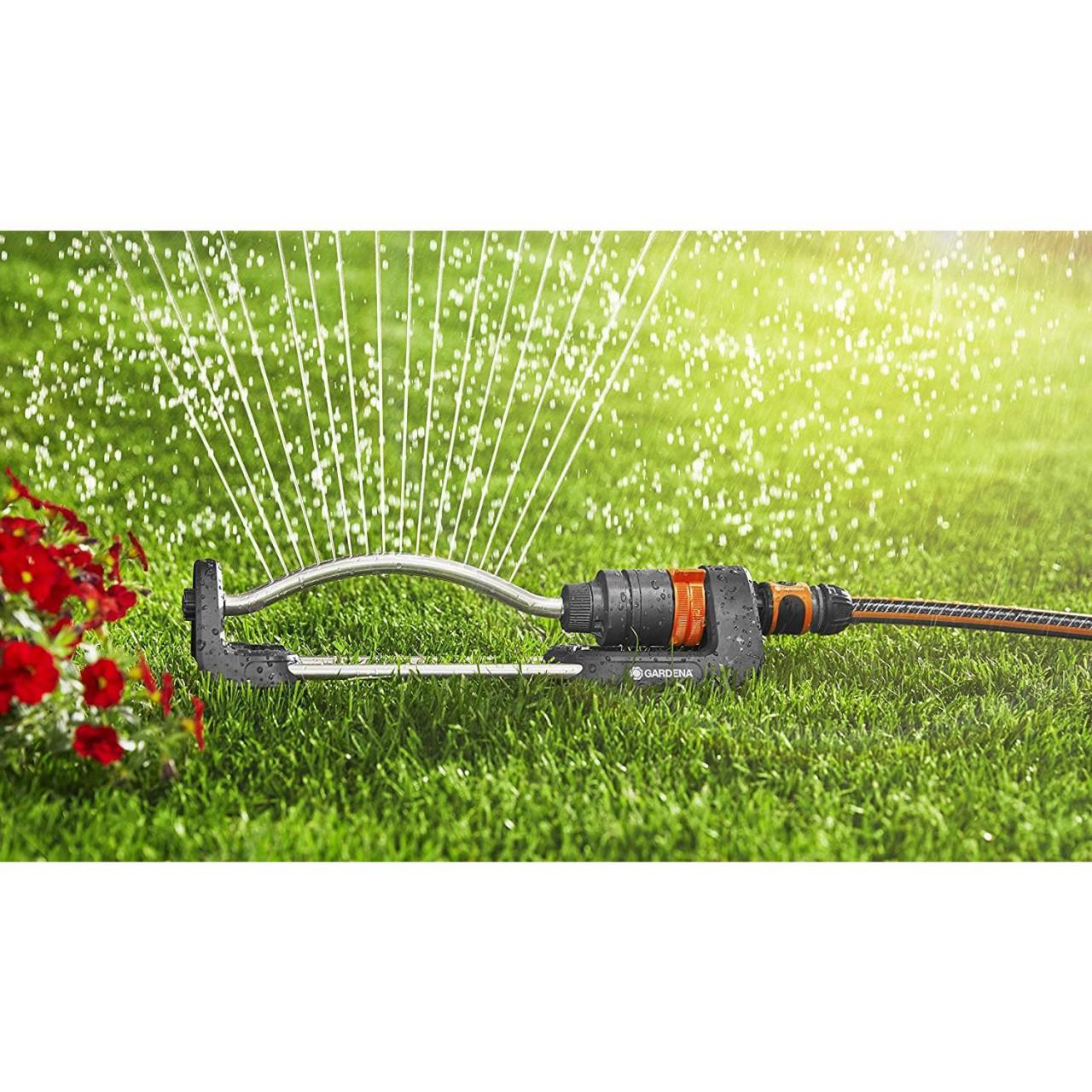 Gardena Comfort Kreisregner Mambo 2062-20 310m² Sprühregner Rasensprenger Garten
