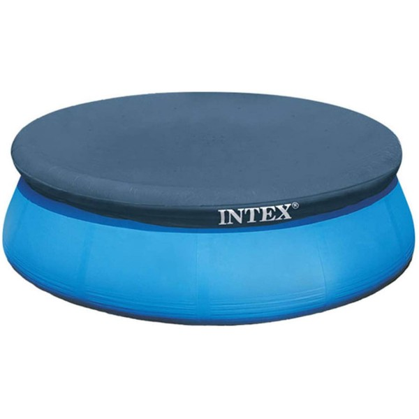 Intex Abdeckplane für Easy Set Pool Ø244cm Poolabdeckung Poolplane 28020